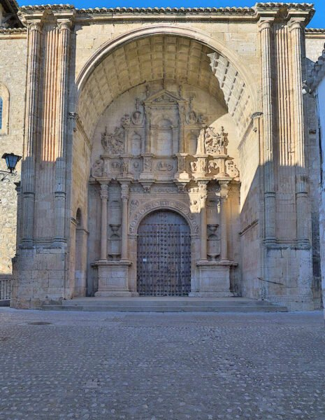 Iglesia de Santa María en Alarcón, Cuenca