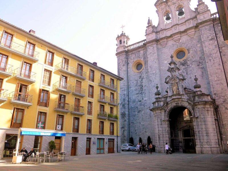 Iglesia de Santa María en Tolosa