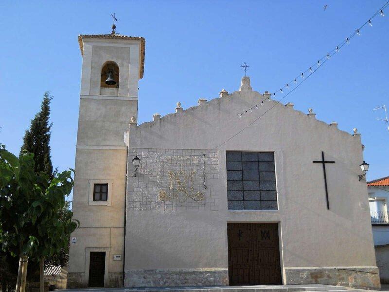 Iglesia de Santa María y San Andrés, Uclés