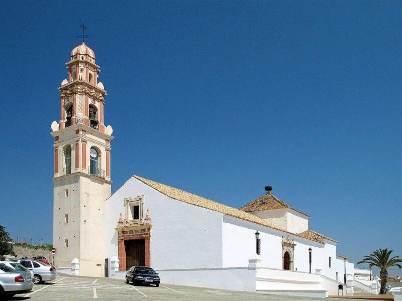 Iglesia del Salvador en Ayamonte