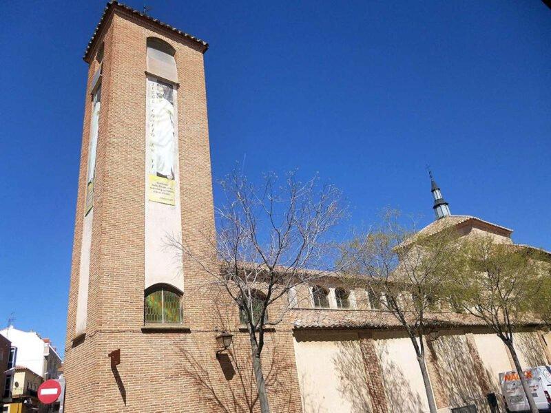 Iglesia del Santo Cristo