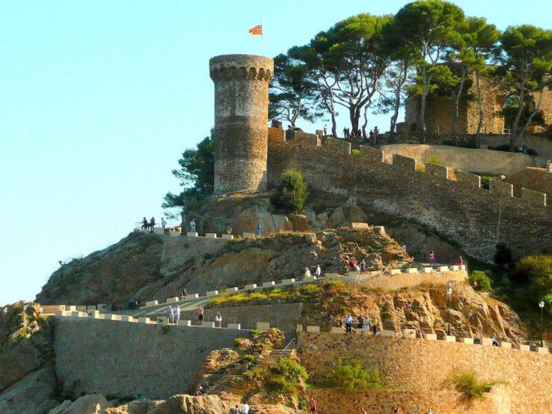 Murallas y Castillo de Tossa de Mar