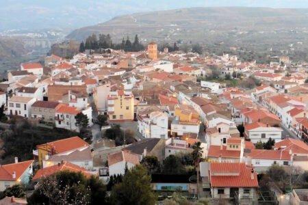 Nigüelas-Pueblos más bonitos de Granada