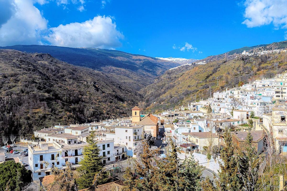 PAMPANEIRA-Pueblo de Granada