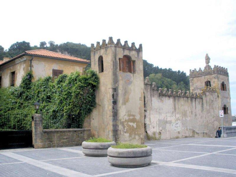 Palacio de Narros de Zarautz