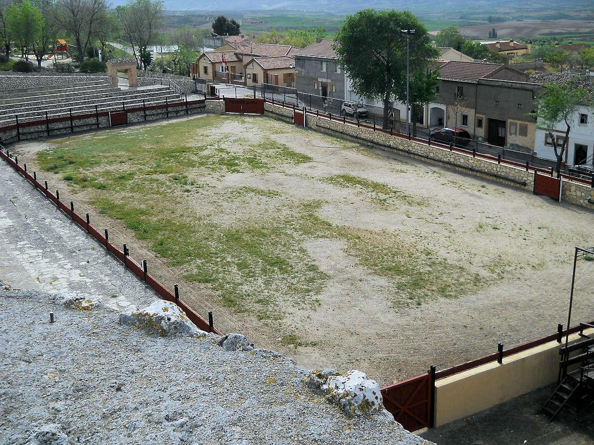 el-palenque-en-pueblo-de-hita-guadalajara