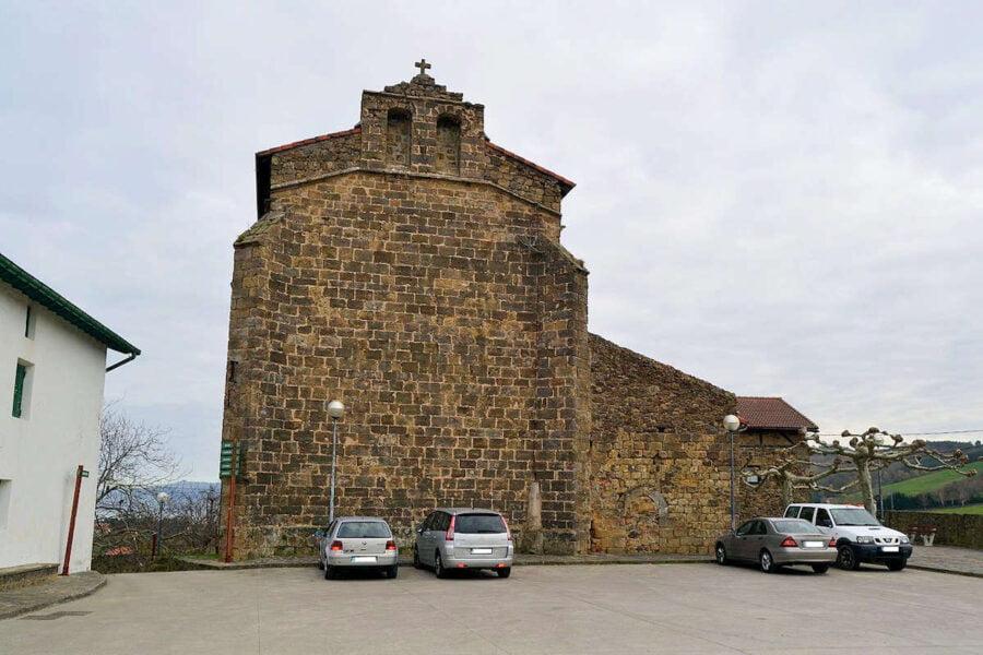 Parroquia de San Martín de Askizu
