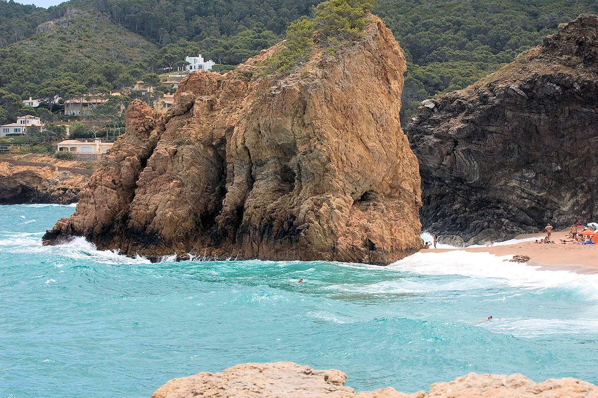 Playa-de-Pals-en Girona