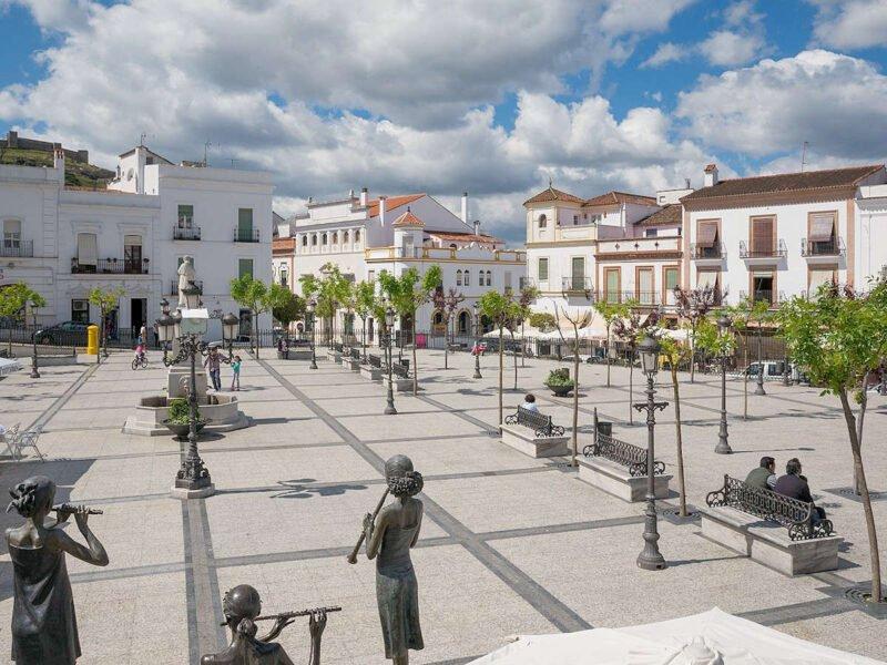 Plaza Marqués de Aracena
