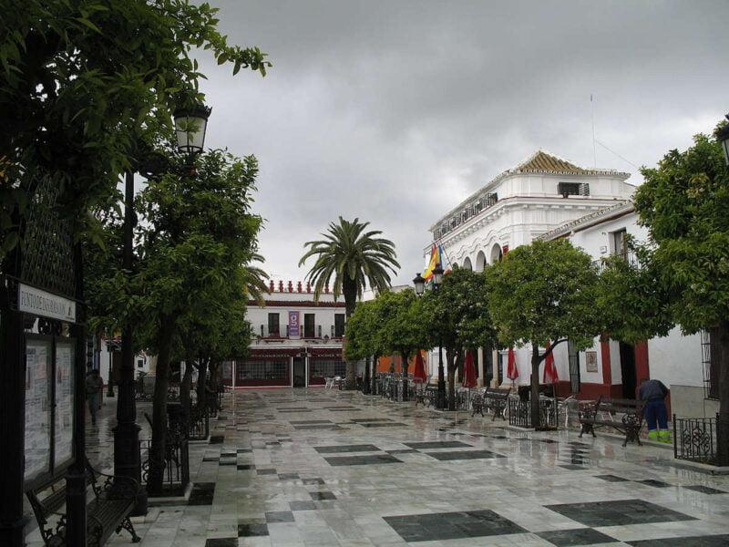 Plaza de la Virgen de Almonte