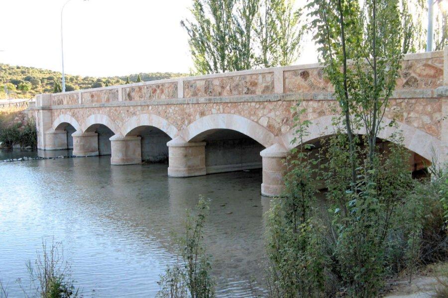 Puente en Ruidera