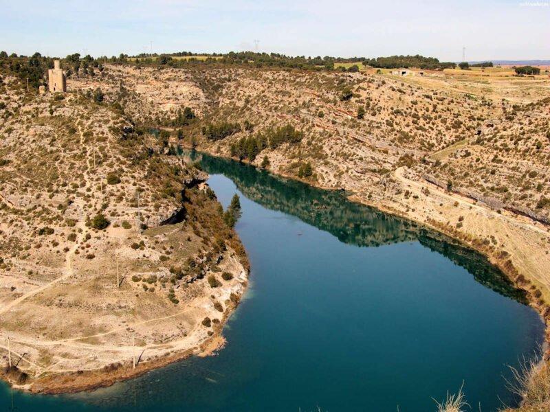 Río Júcar en Alarcón