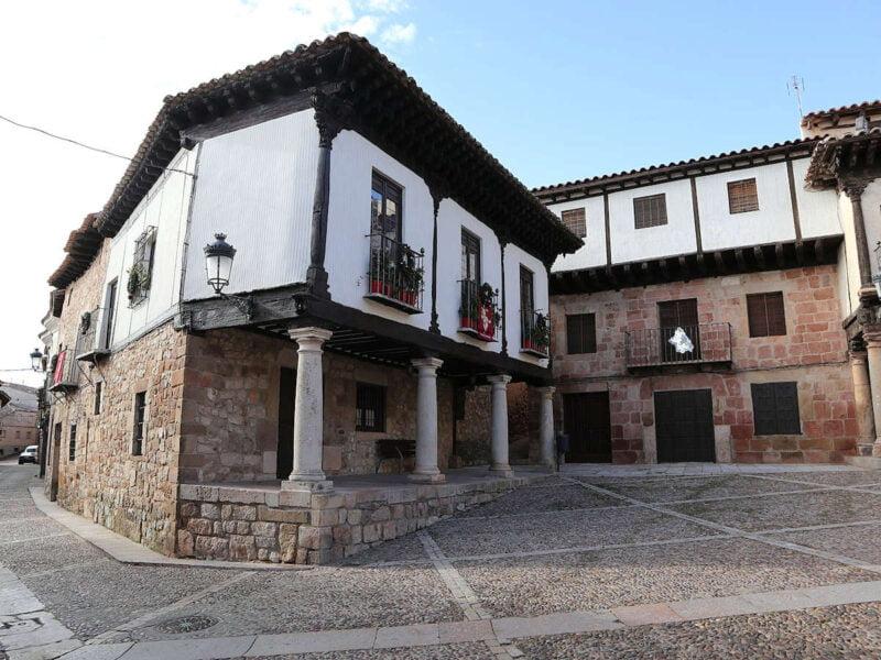 Visitar Atienza en Guadalajara