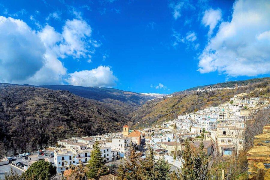 Visitar Pampaneira en Granada