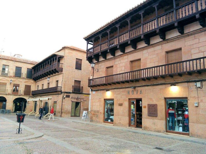 Visitar Villanueva de los Infantes