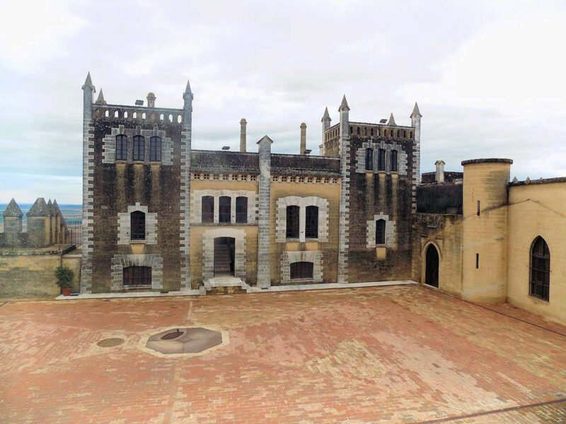 Visitar el Castillo de Almodóvar del Río
