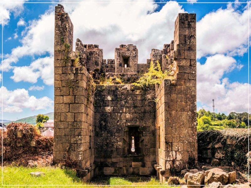 Visitar el Castillo de Cortegana