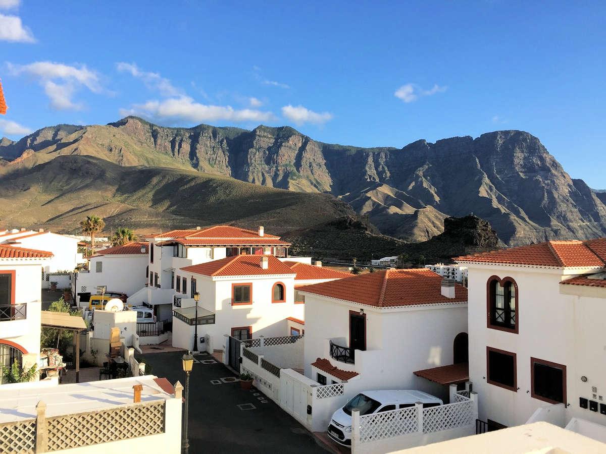 AGAETE-Pueblo de Gran Canaria