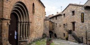 AÍNSA-Pueblo de Huesca