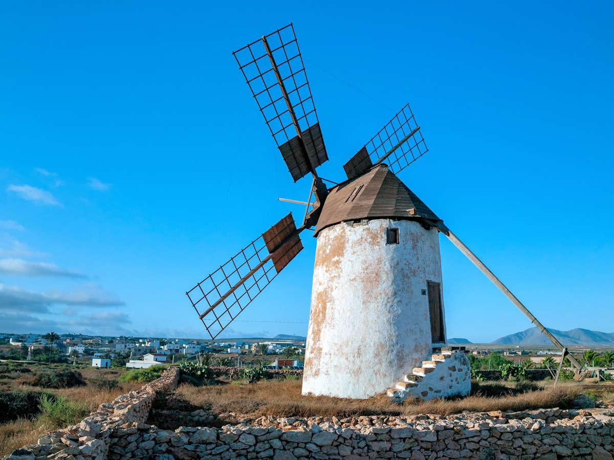 ANTIGUA-Pueblos de Fuerteventura