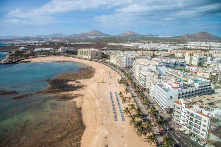 ARRECIFE-Pueblo de Lanzarote