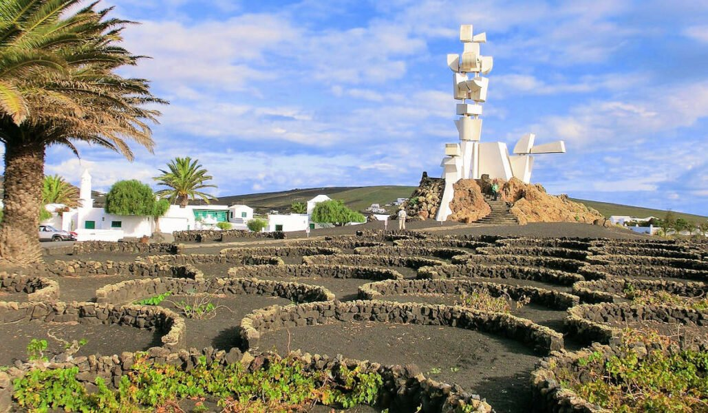 Arrieta en Lanzarote