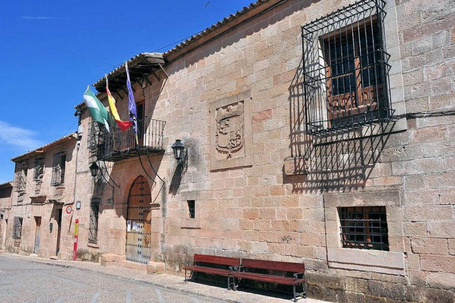 Ayuntamiento de Baños de la Encina