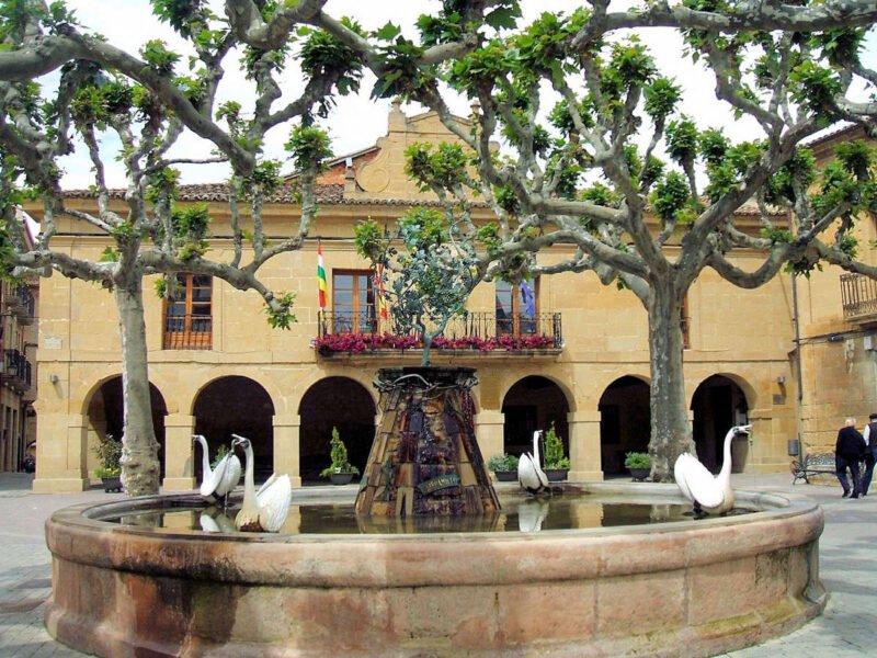 Ayuntamiento de San Vicente de la Sonsierra