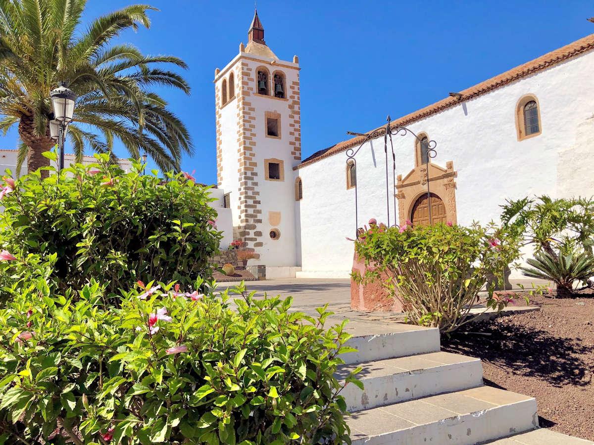 BETANCURIA-Pueblo de Fuerteventura