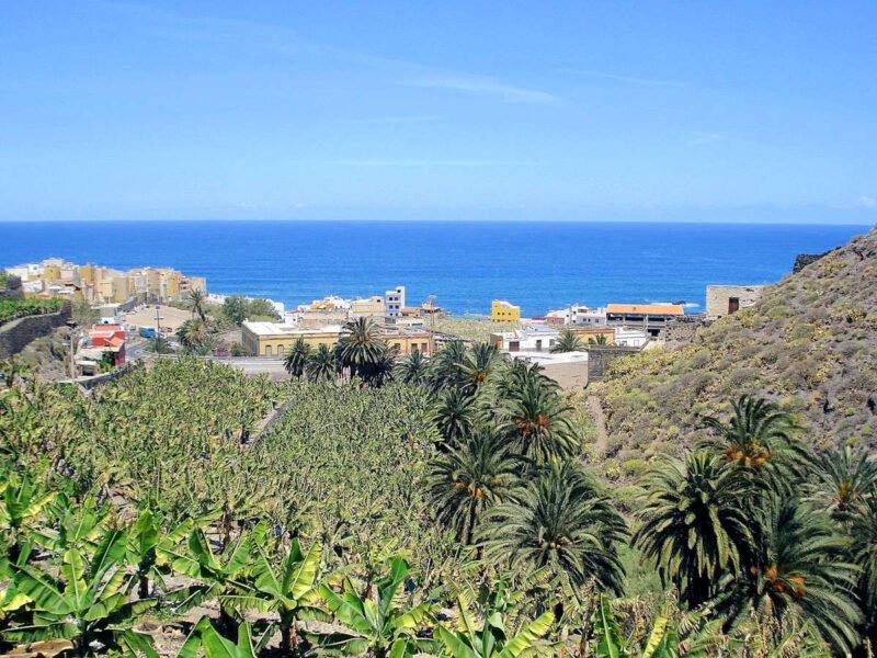Barranco la Cueva en Moya