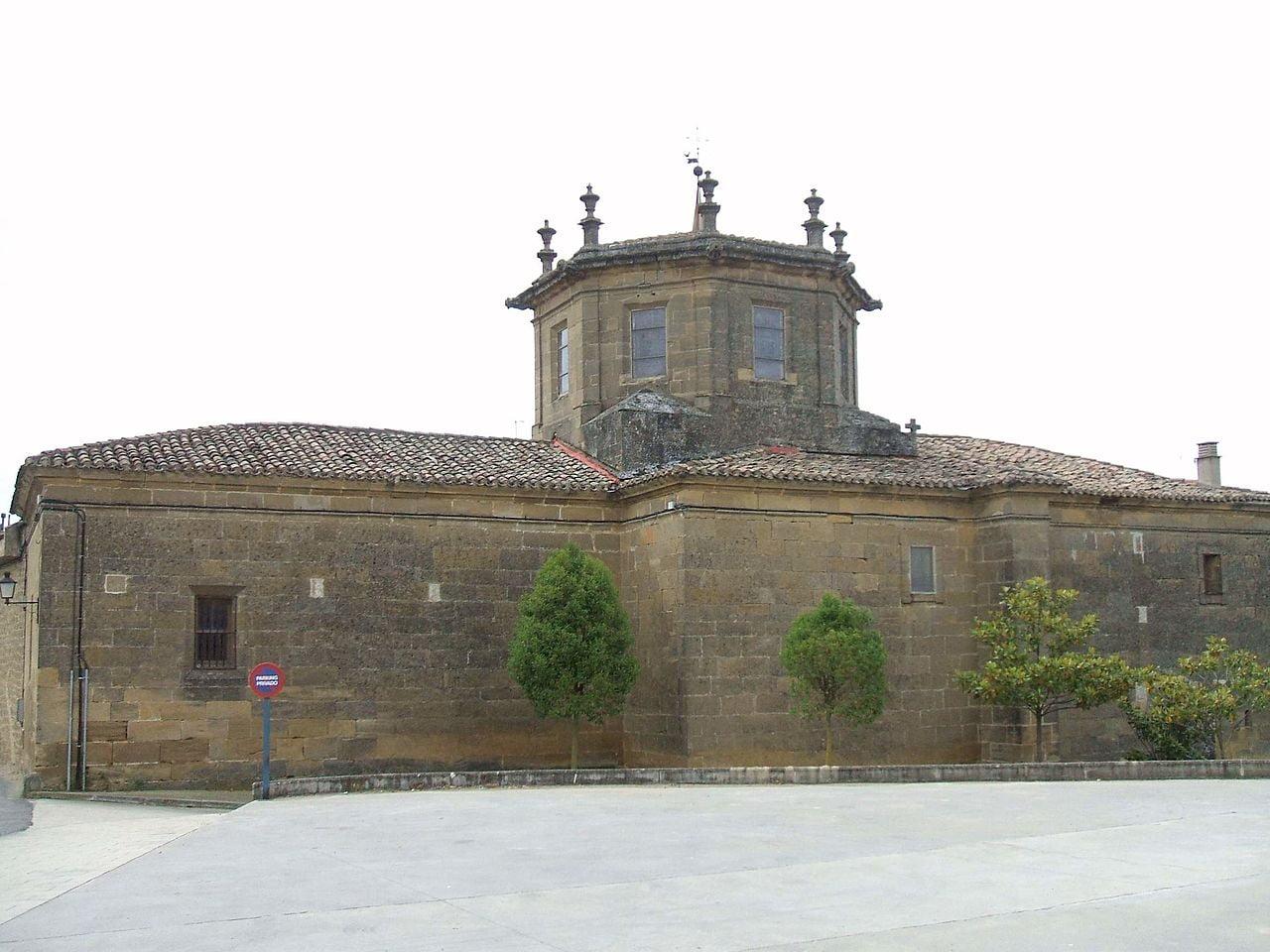 Basílica-de-Nuestra-Señora- de los Remedios-San_Vicente-de-la-Sonsierra