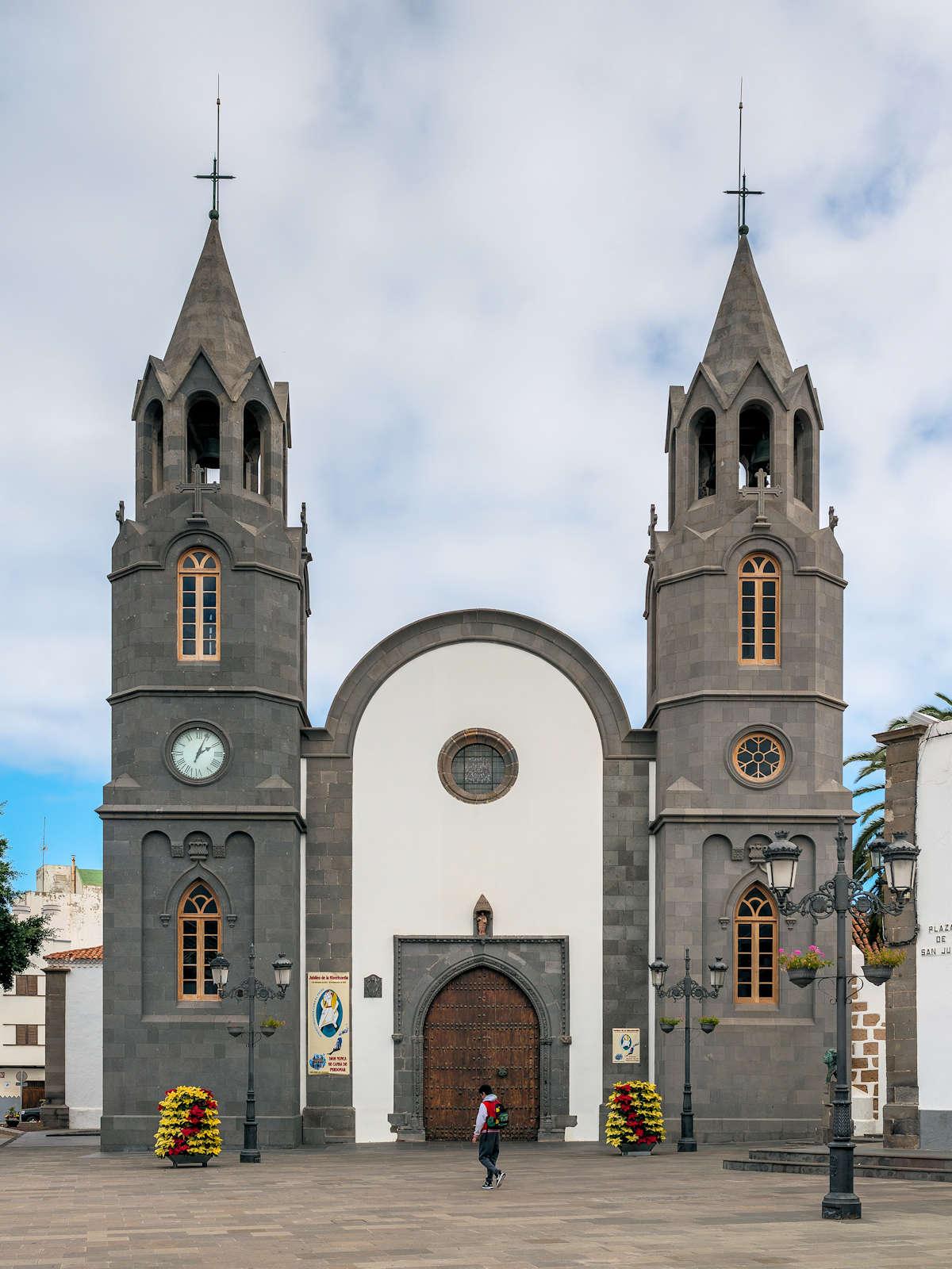 Basílica-de-San-Juan-Bautista-Telde-Gran-Canaria