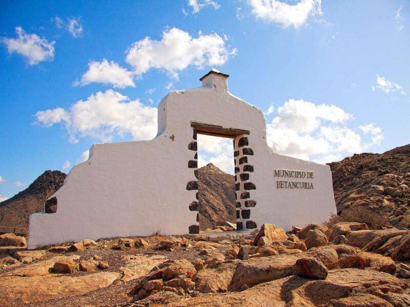 Betancuria en Fuerteventura