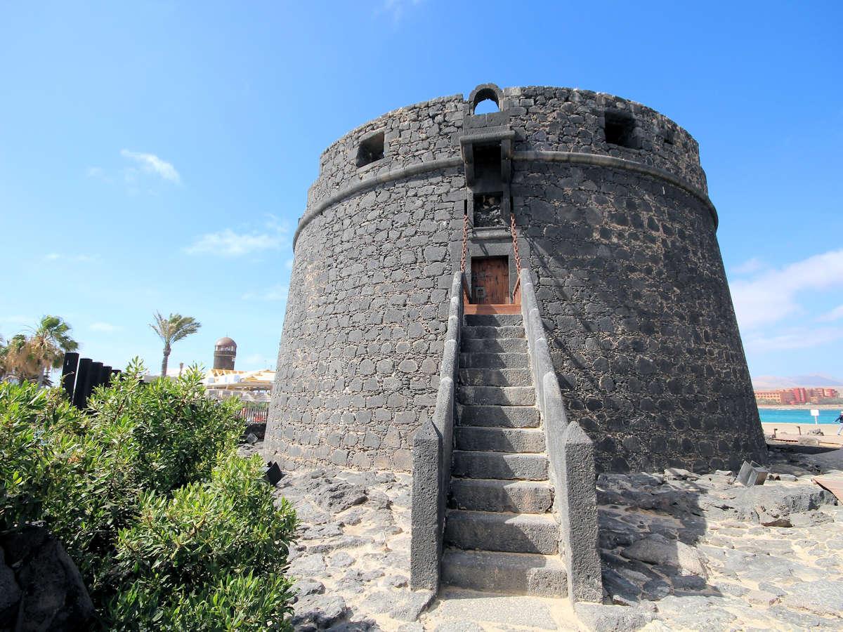 Castillo-de-San-Buenaventura-Antigua-Fuerteventura