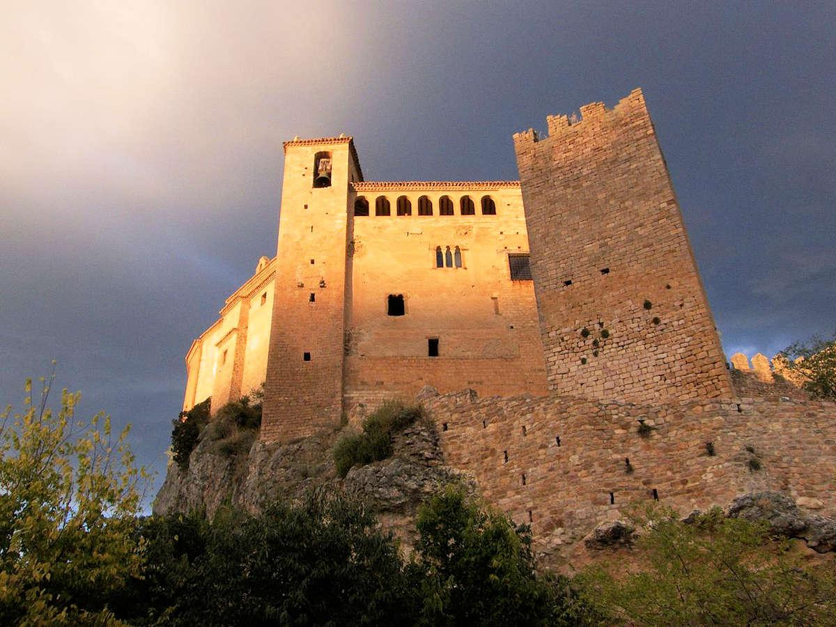 Fuente-Monchirigüel-en-Alquézar-Huesca