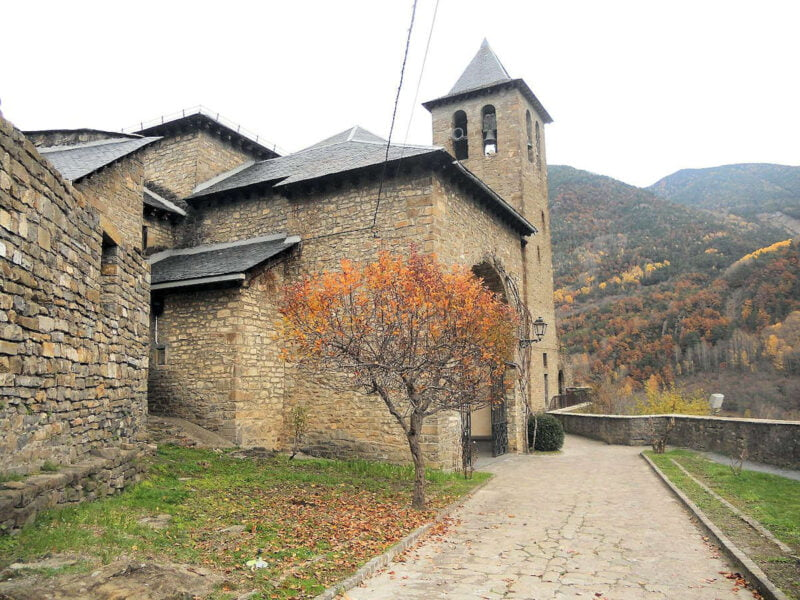 Castillo de Torla