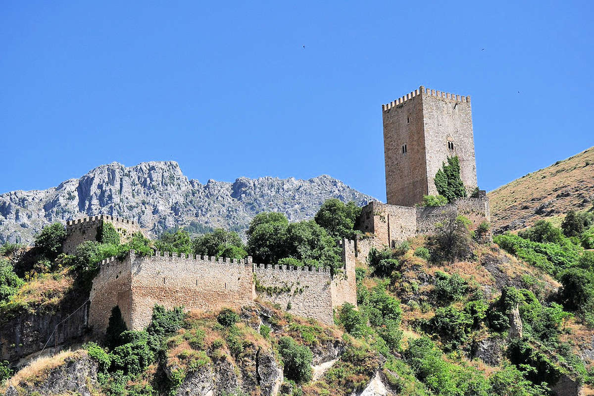 Castillo-de-la-Yedra-Cazorla-Jaén