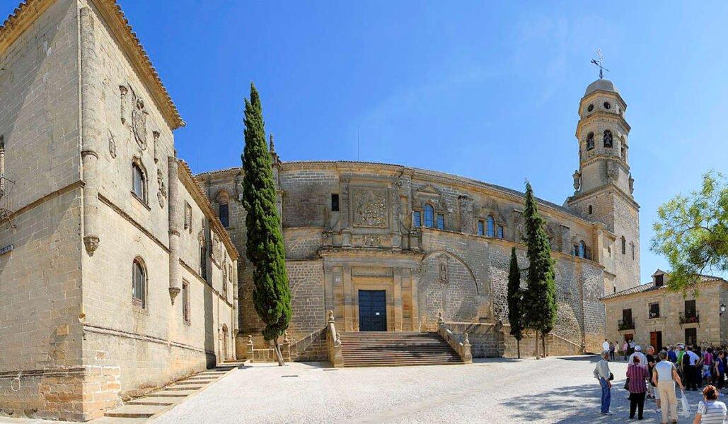 Catedral de Santa María en Baeza