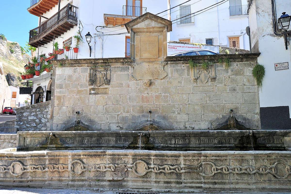 Castillo-de-las-cinco-esquinas-Cazorla-Jaén