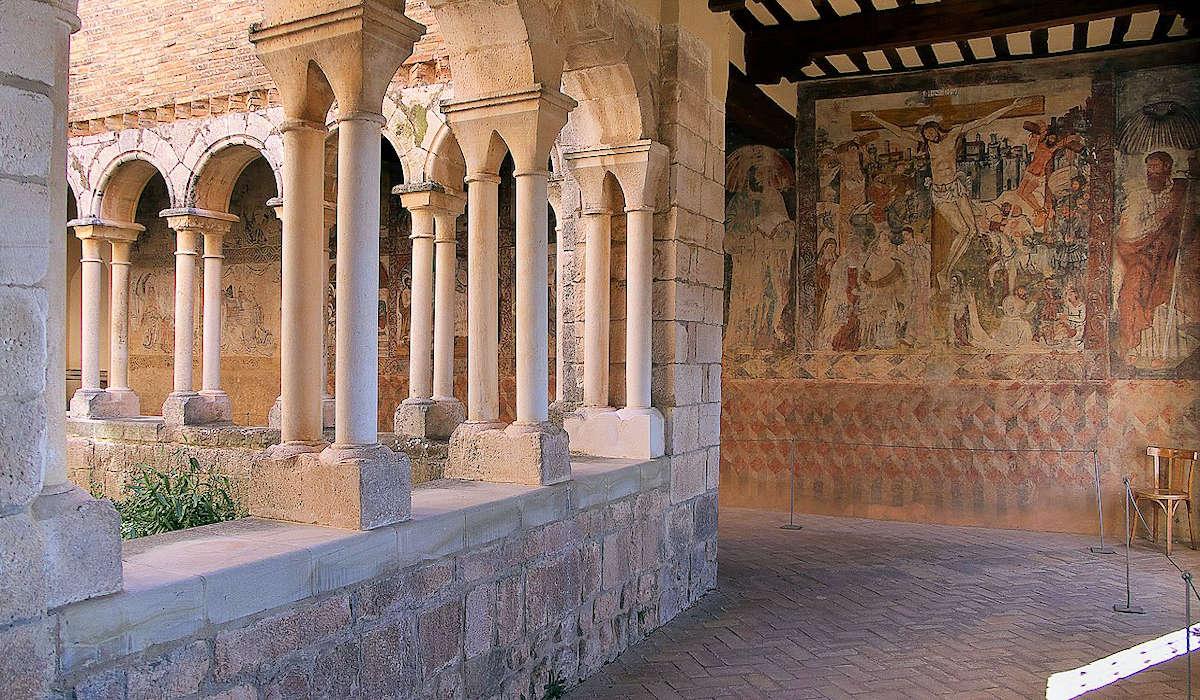 colegiata-románica-de-Santa-María-la-Mayor-Alquézar-Huesca