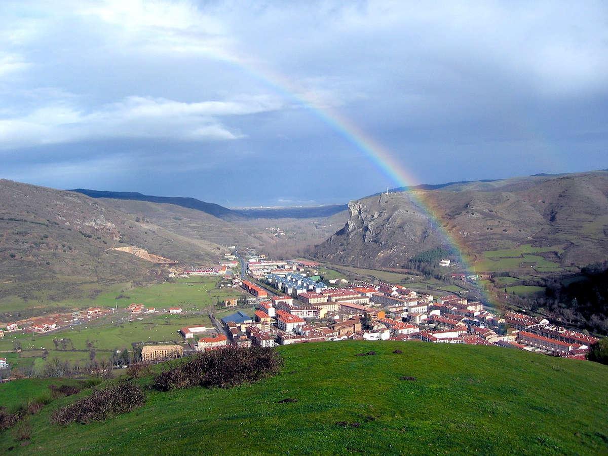 EZCARAY-Pueblo de La Rioja