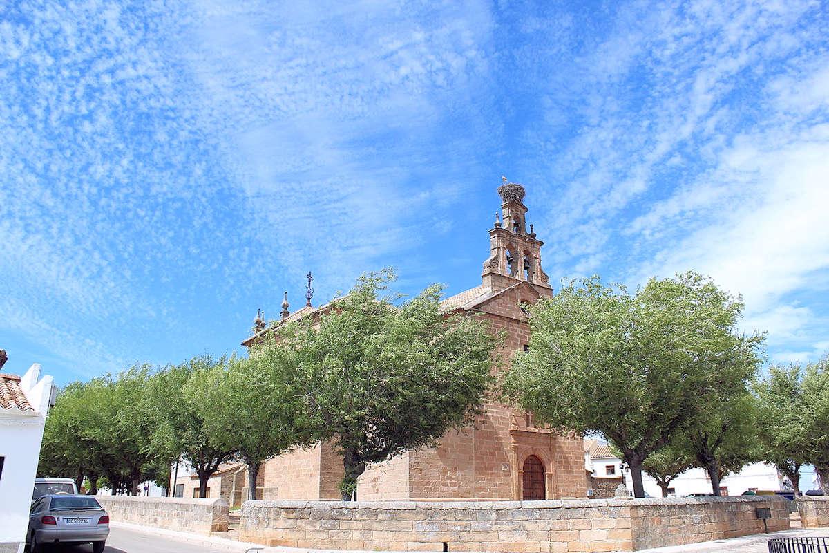 ermita-de-Jesús-del-Llano-en-Baños-de-la-Encina-Jaén