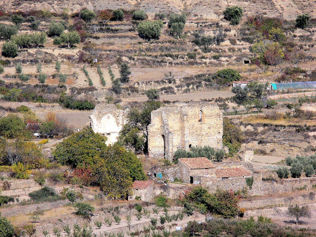 Convento de Nuestra Señora de Campolapuente