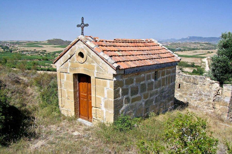 Ermita del Calvario de Briones