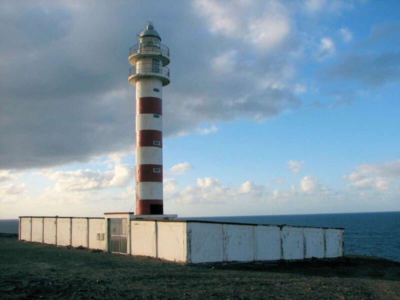 Faro Punta Sardina