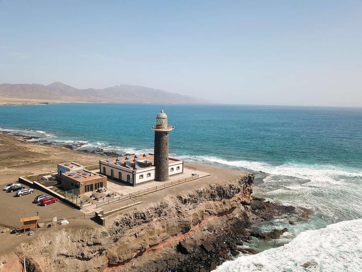 Faro-de-Punta Jandía-Pájara-Fuerteventura