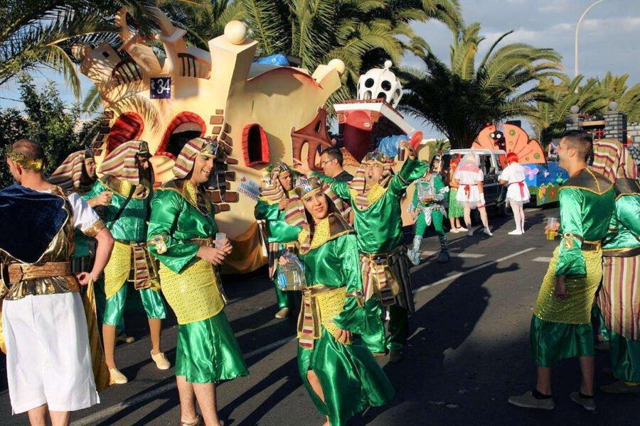 Festividades de Arrecife