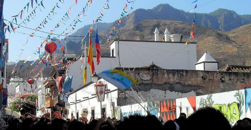 Festividades en Agaete