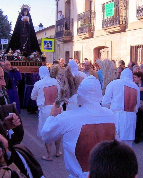 Festividades en San Vicente de la Sonsierra