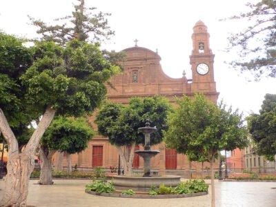 GÁLDAR-Pueblo de Gran Canaria